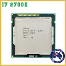 Intel Core i7 2700K LGA1155 SR0DG 3.5GHz Quad-Core Processor-Manufacturer Direct