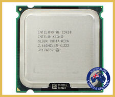 INTEL XEON E5430 LGA 775 SLANU SLBBK 2.66GHz 12M 1333Mhz Processor - Mfg Direct