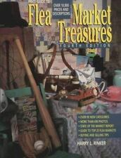 A Price Guide to Flea Market Treasures by Harry L. Rinker (1997, Paperback)