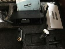 Shure Wireless Receiver Systems