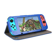 For Nintendo Switch Console Gamepad Handle PU Leather Cover Case Protection