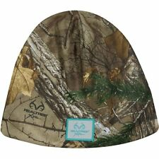 Mossy Oak Country/Realtree Xtra Women's Reversible Performance Beanie Hats/Caps