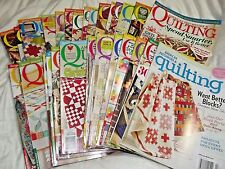 American Patchwork & Quilting Magazine April 2010 - April 2017