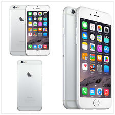 "Apple iPhone 6 16GB 64GB 128GB GSM""Factory Unlocked""Smartphone Silver*"