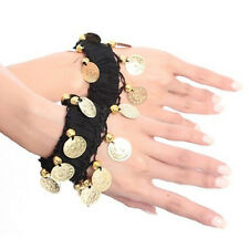 BellyLady Womens Belly Dancing Wrist Ankle Cuffs Bracelets Costume Accessory