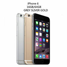 Apple iPhone 6 64GB Gold Silver Space Gray GSM Factory Unlocked Phone