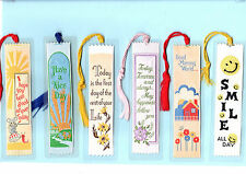 Woven Bookmark Tassel Today Friendship Friend Happiness Depression Gifts Him Her