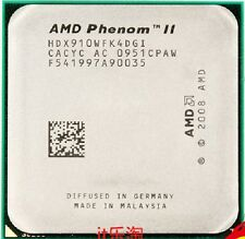 AMD Phenom II X4 910 Quad-CORE 2.6Ghz 6Mb 95W 2000GHz Socket AM3 AM2+ 938 pin