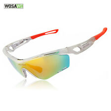 Fahion 3 in 1 Polarized Cycling Sunglasses Outdoor Sports Goggles Riding Glasses