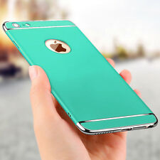 Luxury Ultra Thin Electroplate Hybrid Slim Hard Case Cover for iPhone 7 6S Plus