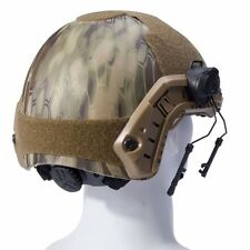 FAST Helmet Airsoft Peltor Comtac Ops Core ARC Rail Adapter Headset Accessories