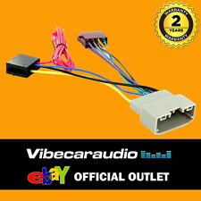 Jeep Wrangler Unlimited 2007> Car Stereo Radio Wiring Harness ISO Loom CT20JP03