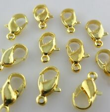 Lobster Claw Trigger Clasps DIY Bracelet/Necklace Jewelry Findings 7x12mm
