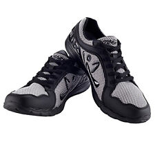 Black Zumba Fitness Men's Z1 Dance Sneaker Shoes for Zumba Exercise Workouts!