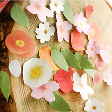 Vivid Flowers Cute Sticky Notes Novelty Bookmark Memo Index Tab Page Markers