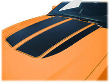 Ford Mustang 2010-2012 Hood Scoop Top & Side Spear Stripes Decals (Choose Color)