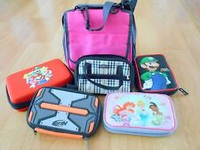 Nintendo ds lite dsi 3ds xl carry cases bags select options color Free Shipping