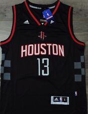 Brand New NBA Houston Rockets James Harden Black Swingman Jersey NWT