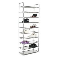 Home DIY Portable Closet Storage Organizer Simple Shoes Rack Stand CLSV