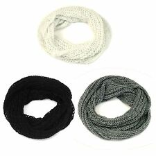 Ladies Chunky Knit Snood - 90265