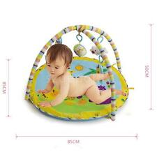 Baby Playmat Infant Game Crawling Carpet Activity Gym Toys Sound Tummy Time Play