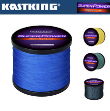 KastKing SuperPower Braided Fishing Line (1000m 1094 yds) Extreme PE Strong NEW