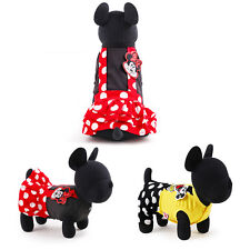 Fashion New Pet Cute Dog Clothes Summer Poodle Chihuahua Dog Shirt Pet Products