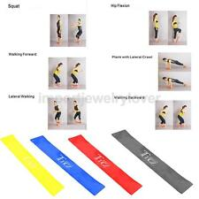 Latex Yoga Sport Resistance Band Exercise Training Fitness Strength Bands
