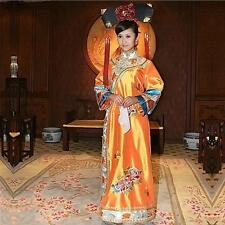Cosplay Chinese Folk Ancient Qing Dynasty princesses Queen Costume Fancy Dress M
