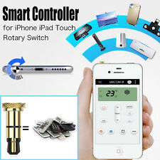 3.5mm Universal IR Infrared Remote Control  Conditioner For iPhone Android New