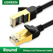 UGREEN Cat7 Ethernet Cable RJ45 Ethernet Lan Network Cable For PC Laptop 3FT 6FT