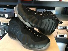 2012 Nike Air FOAMPOSITE One STEALTH Black Deadstock Size 10.5 - (314996-010)