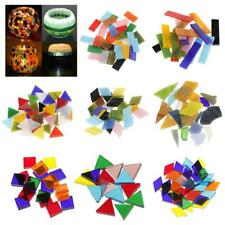 Many Style Glass Mosaic Tiles Tessera for Mosaic Making Crafts School Supplies