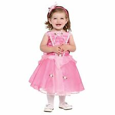 Disney Princesses Pink Sleeping Beauty Gown Dress Gown Baby Fancy Dress Costume