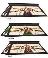 """Ram Gameroon 44"""" Billiard Pool Table Light with KD Frame Different Colors"""