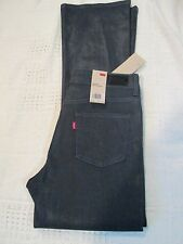 Levis Levi's Jeans Boot cut Bootcut Skinny Mid Rise Color Dark Denim 587440001