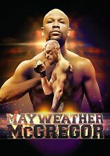 Mayweather Vs Mcgregor Ufc Boxing Wall Art Large Poster Print A0 A1 A2 A3 A4