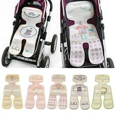 Baby Children Trolley Stroller Pushchair Soft Mesh Seat Liner Pad Cushion Mat
