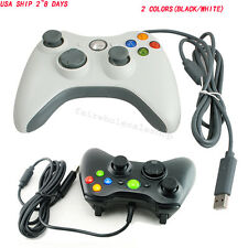 Wired USB Gamepad Game Gaming Controller Joypad Joystick for PC Computer 2m