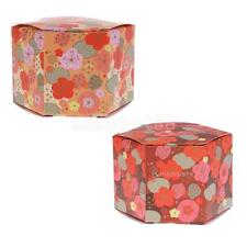 50 Pieces Plum Blossom Wedding Favor Candy Boxes Gift Boxes for Anniversary