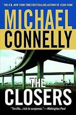 THE CLOSERS - MOCHAEL CONNELLY - PAPER BACK BOOK