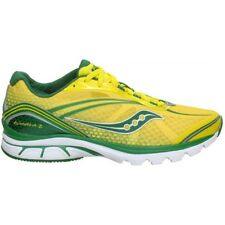 Mens Saucony Progrid Kinvara 2 •Yellow / Green• Running Shoe