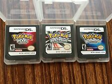 Pokemon Platinum,Diamond,Pearl Version Game Card for Nintendo DS ndsi,3ds XL,dsi