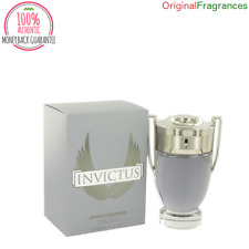 Invictus Cologne By PACO RABANNE FOR MEN 3.4 oz 3.3oz 100 Ml 1.7oz EDT Spray NEW