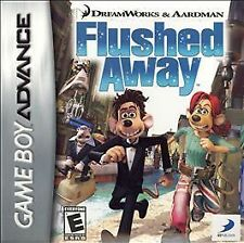 Flushed Away Game Boy Advance GBA >Brand New - In Stock - Fast Ship<