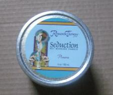 New Romanta Therapy Seduction Soy Massage Candle Plumeria 6 oz Passion Parties