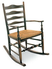 ENGLISH LADDERBACK ROCKING CHAIR | LADDERBACK ROCKING CHAIR | MADE IN ENGLAND