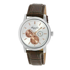 Kenneth Cole New York Mens Analog Casual Brown Watch KC10019564 KC10020860