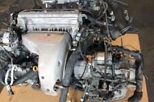 JDM 97 01 TOYOTA CAMRY CELICA 5SFE 2.2L 16V ENGINE WITH AUTOMATIC TRANSMISSION