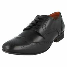 Mens Aberto Torresi A2083 The Style Lace Up Brogue Shoes